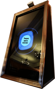 Software para Espejo Mágico (Selfie Mirror)
